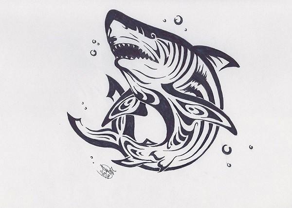 Татуировки волка для мужчин
